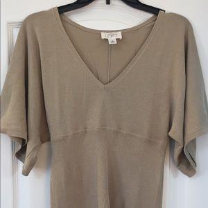 Ann Taylor Loft cotton size M Kimono Sweater